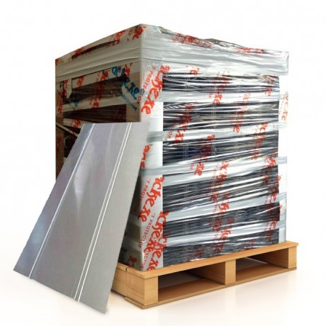 Trade Pallet Deal - 250 x Double Groove Plates