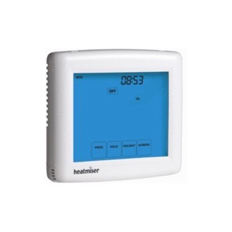 4 Zone Central Heating Programmer - Heatmiser TM4-TS
