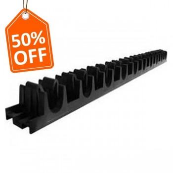 Self Adhesive Clip Rail 1 metre