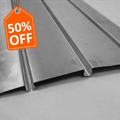 Aluminium Floor Plate 1000 x 395 Triple Groove