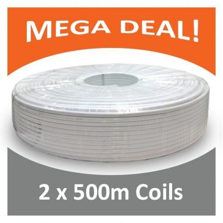 16 x 2mm 2 x 500 metre Coil