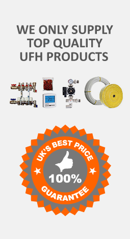 We only supply top quality UFH products